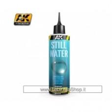 Resina mono componente per effetto acqua - 250ml (Acrilico)