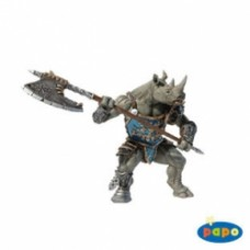 fantasy rinoceronte guerriero