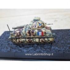 1/72 Tank Somua S35 12eme Regiment de Chasseurs d'Afrique Tunisia 1943