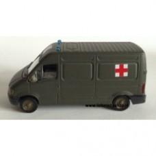 Solido Renault master ambulance