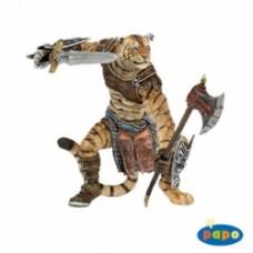 fantasy tigre guerriero