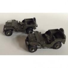 Set di 2 jeep