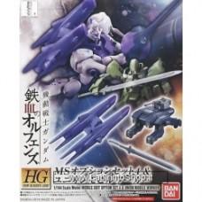 Gundam 1/144 SCALE MOBILE SUIT OPTION 4 & UNION MOBILE WORKER GUNPLA