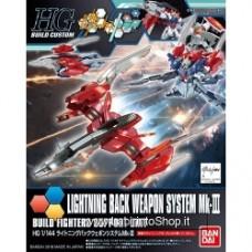 Gundam HGBC 1 / 144 lightning back weapon system Mk-III model kits