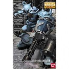 BANDAI 1/100 Gundam MG Ms-07b3 Gouf Custom Model kits