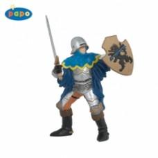cavalliere ufficiale blu