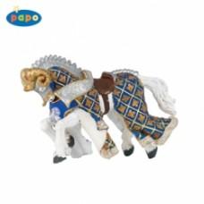 cavallo testa di ariete
