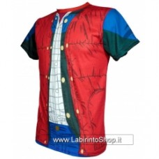 BACK TO THE FUTURE - T-Shirt - Marty Mcfly Shirt