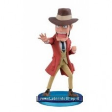 LUPIN THE THIRD - Trading Figures WCF Vol 2 Zenigata