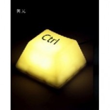 lampada tasto computer ctrl