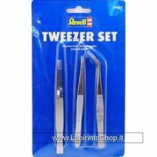Revell 39063 PINZETTE-Set Tweezer