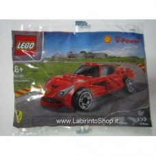 LEGO 40191 2014  Ferrari F12 Berlinetta Shell V-power Lego Collection
