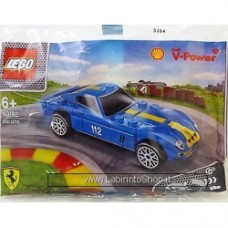 LEGO 40192 2014 Ferrari 250 GTO Shell V-power Lego Collection