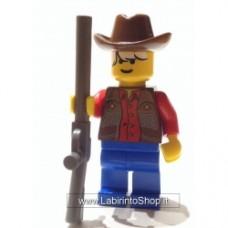 Cowboy 07 Minifigure Lego