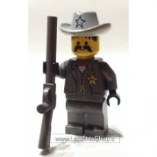 Cowboy 03 Minifigure Lego