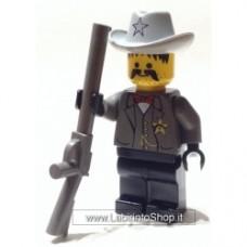 Cowboy 05 Minifigure Lego