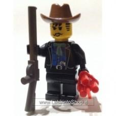 Cowboy 02 Minifigure Lego