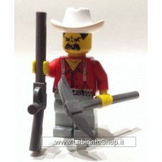 Cowboy 09 Minifigure Lego