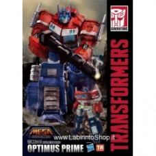 Toys Alliance Mega Action Series MAS-01 Transformers Optimus Prime 50 cm