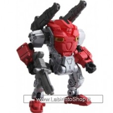 Takara Tomy Diaclone Reboot DA-02 Power Suit Type A Red