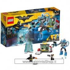 ATTACCO CONGELANTE DI MR.FREEZE LEGO BATMAN 70901