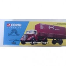 CORGI 1/50 SCALE MADE IN 1995 LIMITED EDITION BRITISH RAIL BEDFORD O ARTICULATED