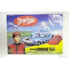 1993 Spectrum Command Team 5 Vehicle Set Captain Scarlet Vivid Imaginations Diecast Vehicle
