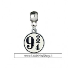 Harry Potter Charm Platform 9 3/4 (silver plated)