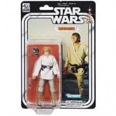 Star Wars Black Series Action Figures 15 cm 40th Anniversary Luke Skywalker