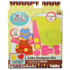 girl gourmet cupcake bakery spinkle dispenser