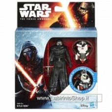 Star Wars The Force Awakens 3.75-Inch Figure Forest Mission Armor Kylo Ren