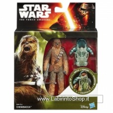 Star Wars The Force Awakens 3.75-Inch Figure Mission Chewbacca