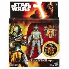 Star Wars The Force Awakens 3.75-Inch Figure Mission Boba Fett
