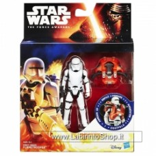 Star Wars The Force Awakens 3.75-Inch Figure Mission Flametrooper