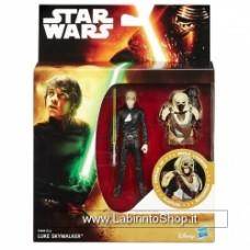 Star Wars The Force Awakens 3.75-Inch Figure Mission Luke Skywalker