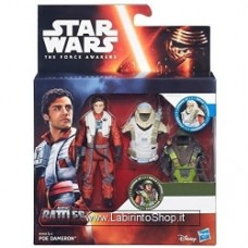 Star Wars The Force Awakens 3.75-Inch Figure Mission Poe Dameron