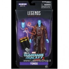 Marvel Legends Series Action Figures Guardians of the Galaxy 2017 Yondu
