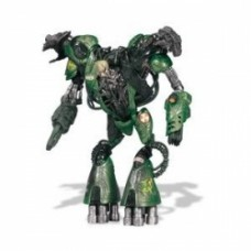 Cyber Units Action Figure: Brute Unit 001 - Green