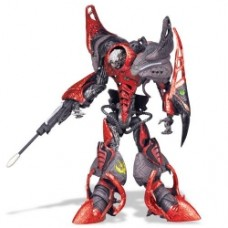 Spawn Cyber Units: Viral Unit 001 - Red