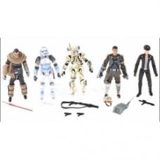 Star Wars collector figures pack