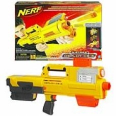 nerf n-strike deploy cs-6 blaster case