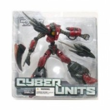 Spawn Figure Cyber Units: Infiltrator Unit (red)