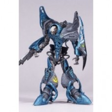 Cyber Units Action Figure: Viral Unit 001 - Blue