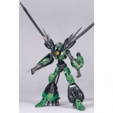Cyber Units Action Figure: Infiltrator Unit 001 - Greenr