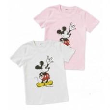 topolino t-shirt bianca