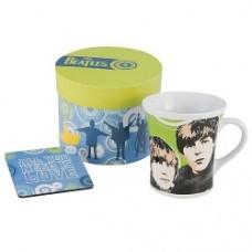 mug beatles con scatola