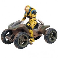 Halo Mongoose with Spartan EVA Deluxe Vehicle Box Set