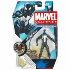 Marvel Universe spider man black costume (018)