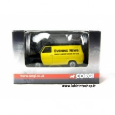 CORGI Ford Transit Evening News 1/76