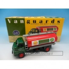 VANGUARDS BEDFORD S TYPE TANKER SHELL BP VA7001 1/64